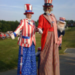 Uncle sam stiltman