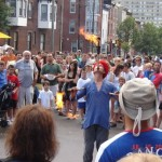 Streetfare Juggling