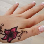 flower_tattoo_on_hand_by_steph_lol-d3gyh4m